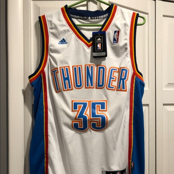 best website be8fe 3ba0b Kevin Durant OKC jersey NWT